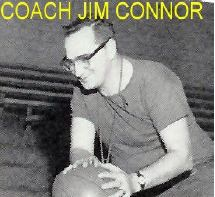 Coach Jim Connor